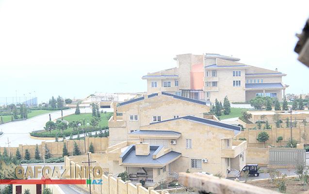 Eldar Mahmudovun şah sarayı -  Fotolar