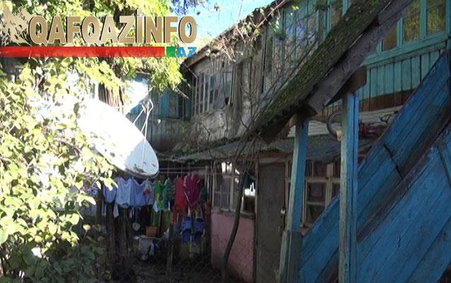 Yaşayış binası uçdu -  16 ailə təxliyyə olundu+Foto