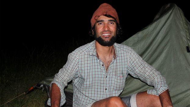 Yaşar Xudiyev Afrika cəngəlliyində döyüldü
