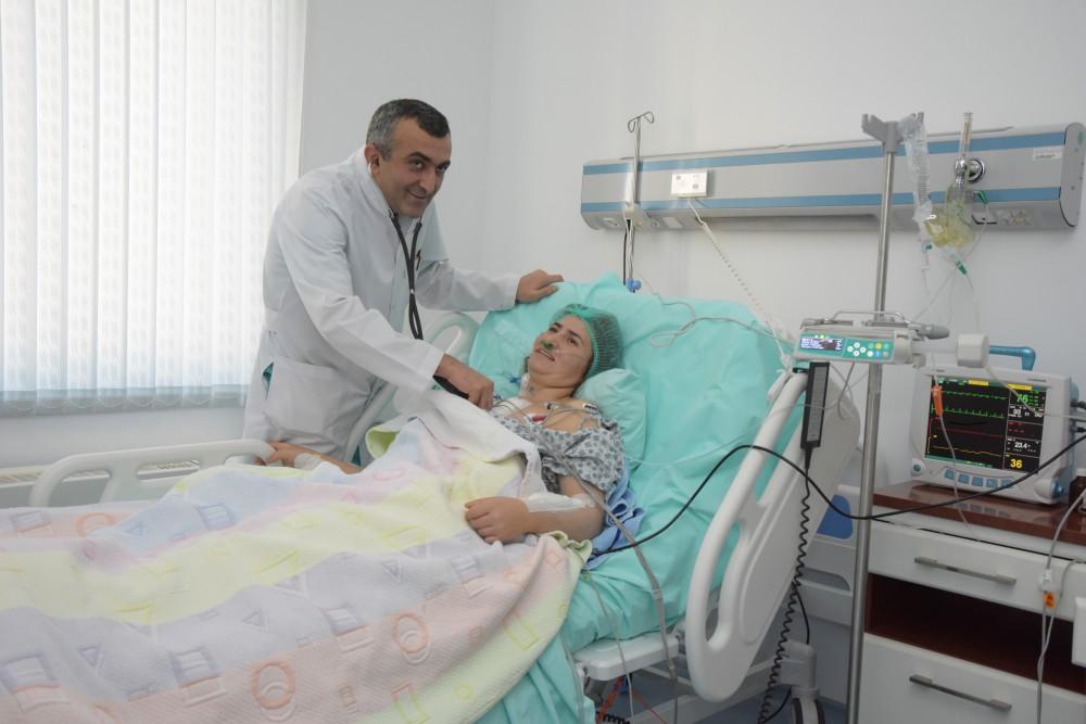 Azərbaycanda nadir əməliyyat həyata keçirildi