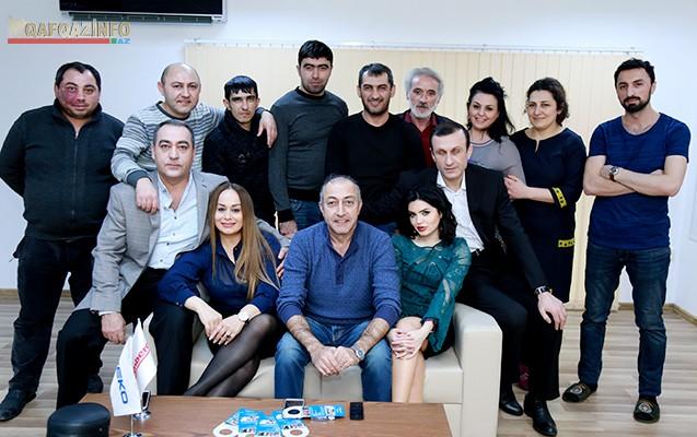 """""""İki arvadın arasında qalmaq çətindir"""" -  Reytinqli serialdan reportaj"""