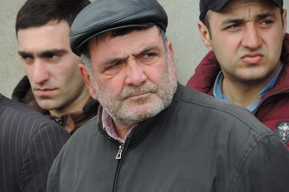 Meyiti 126 gün sonra tapılan neftçi dəfn edildi - Foto