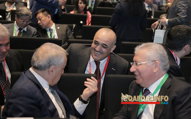 Ölkə rəhbərliyi bir arada  -  Fotolar