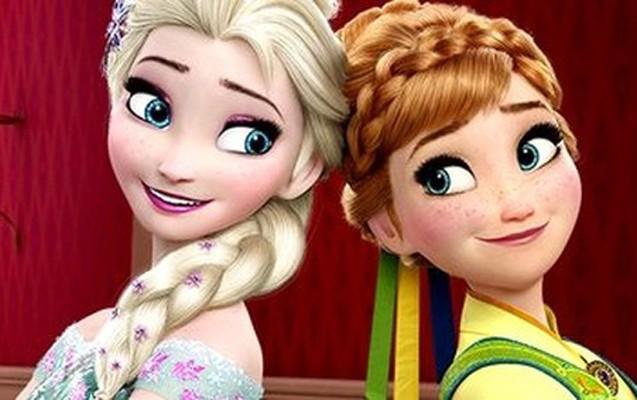 Kraliça Elsa  lezbiyan olur? -  Fotolar