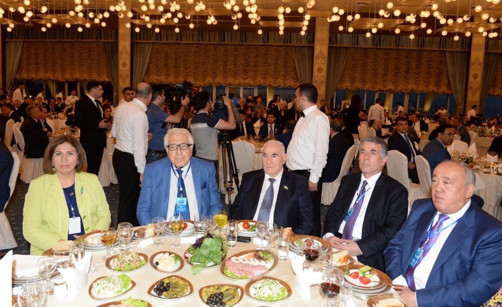 Ramiz Mehdiyev mükafatları təqdim etdi  -  Fotolar