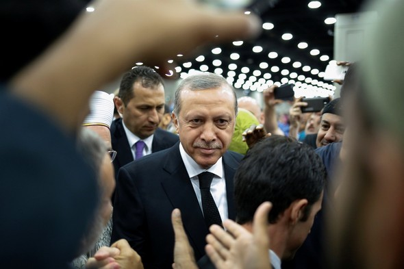 Ərdoğan xanımı və kürəkəni ilə Amerikada  -  Məhəmməd Əli üçün...+ Fotolar