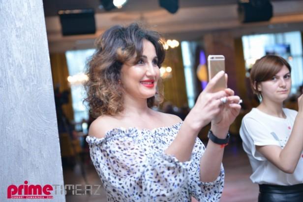 Anar Məmmədxanovun qızı model kimi - Foto