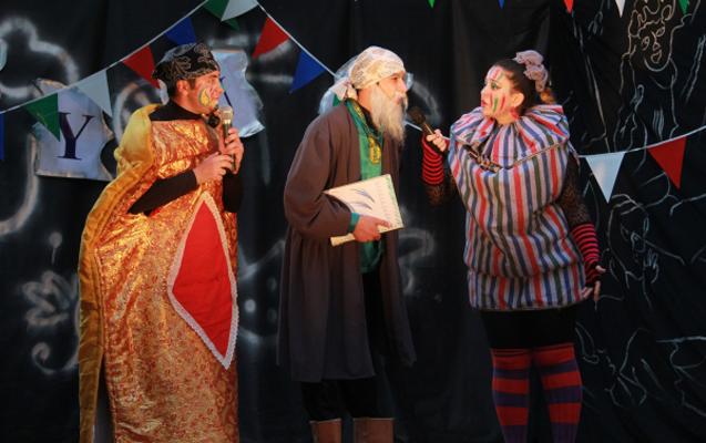 Bakı Uşaq Teatrından yeni layihə -  Fotolar