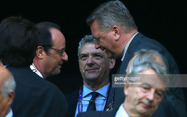 Fransa finalda oynayacaq-FOTO