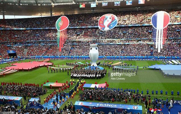 Portuqaliya Avropa çempionudur -  Fotolar + Yenilənib