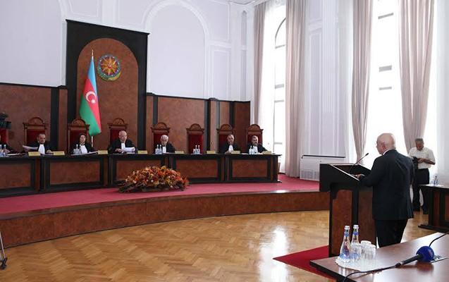 Azərbaycanda referendum keçiriləcək -  Məhkəmə qərarını açıqladı