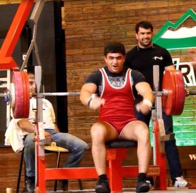 Azərbaycanlı 3 qat dünya çempionu öldü -  Fotolar