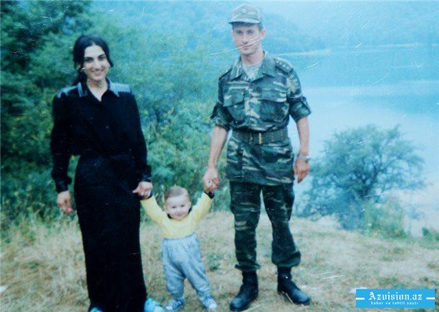 """""""Övladlarıma verilməli olan pulu ala bilmirəm"""" - Şəhid xanımı"""
