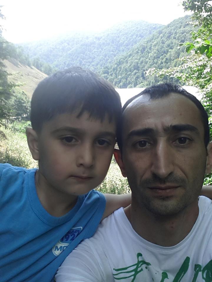AXCP üzvü övladı ilə faciəvi şəkildə öldü -  Foto