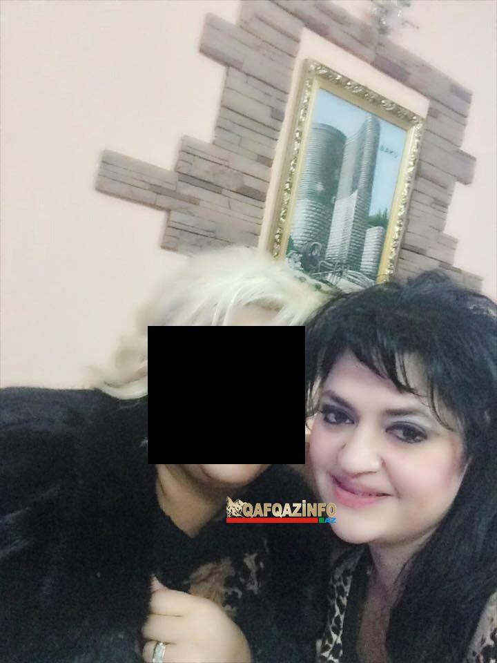 Ərini sevgilisi ilə öldürüb basdıran qadının fotoları -