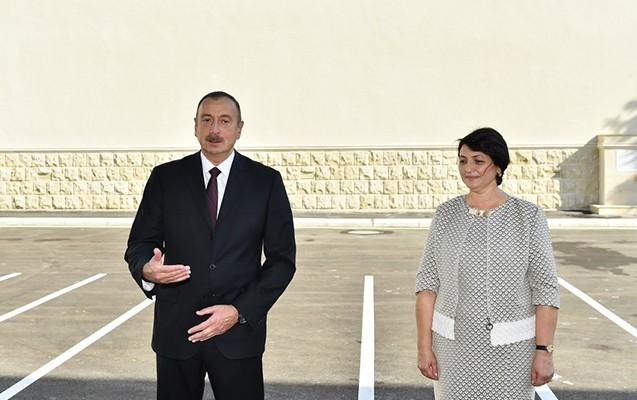 """""""Heç bir qüvvə məni bu yoldan döndərə bilməz..."""" -  İlham Əliyev"""