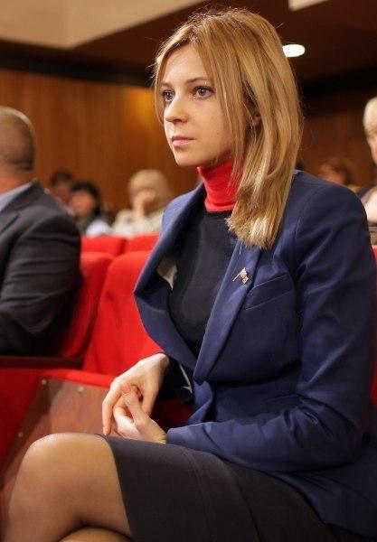Krımın qadın prokuroru istefa verdi