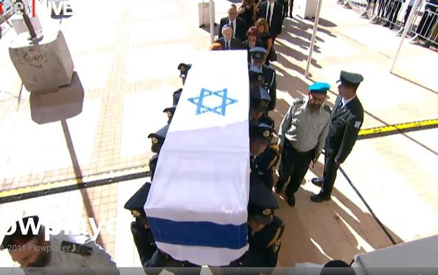 Dünya liderləri Peresin dəfnində -  Fotolar