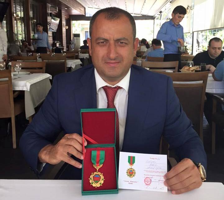 Millət vəkili dünya çempionu oldu