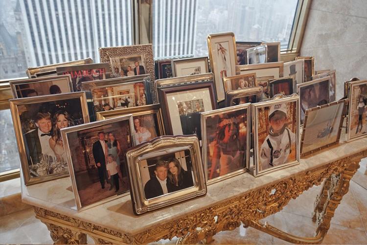 Trampın yaşadığı ev -  Fotolar