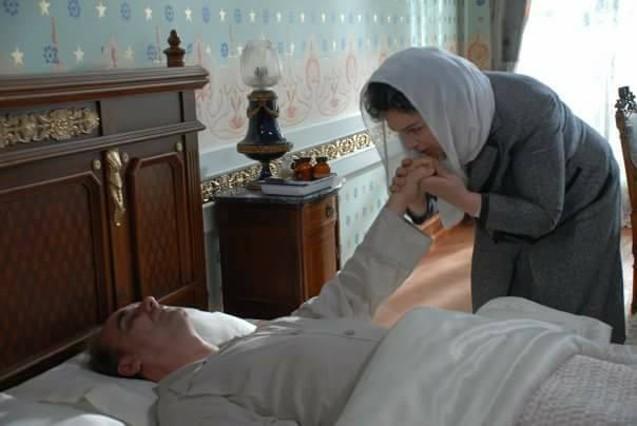 Məlahət Atatürkün bacısı obrazında -  Fotolar