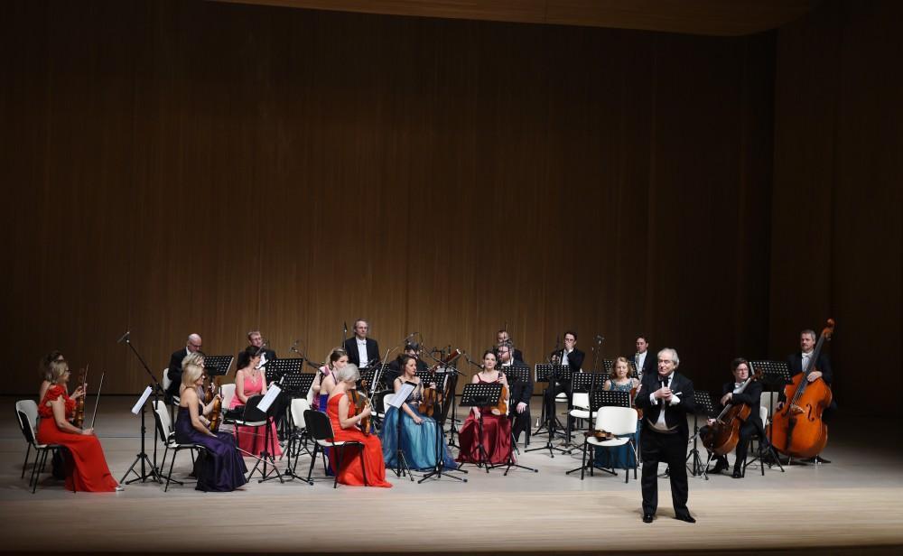 Leyla Əliyeva konsertdə -  Fotolar