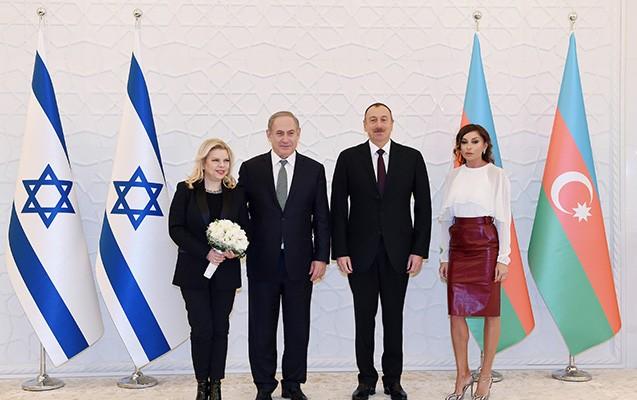 Mehriban Əliyeva Sara Netanyahu ilə naharda -  Fotolar