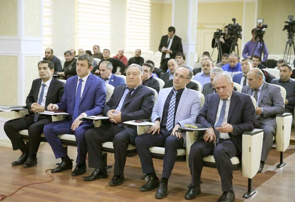Cahangir Əsgərov yenə prezident seçildi