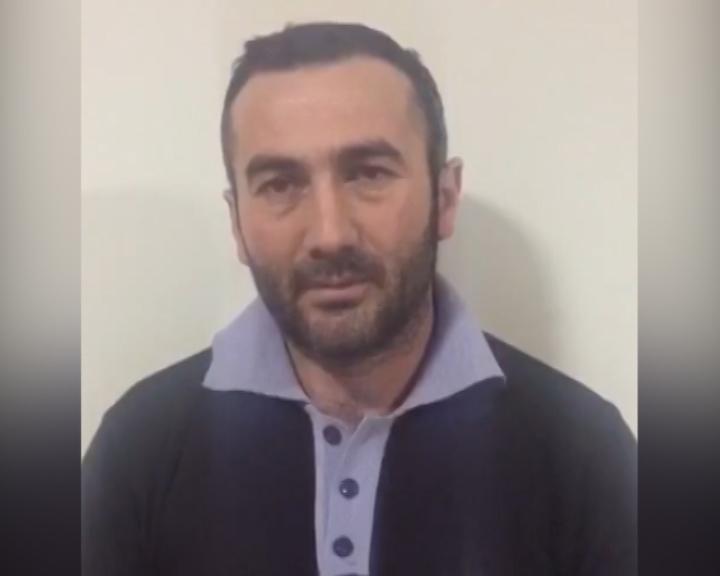 Azərbaycanda silah-sursat satan şəxslər saxlanıldı -  Fotolar