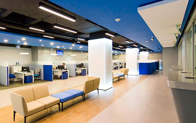 Beynəlxalq Bankın yeni xidmət ofisi açıldı