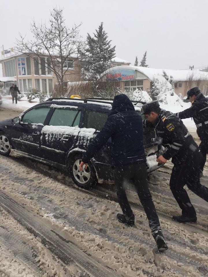 Azərbaycan polisini belə görməmişdiz... - Fotolar+Video