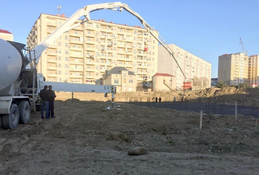 YAP üçün yeni bina tikilir  -  Foto