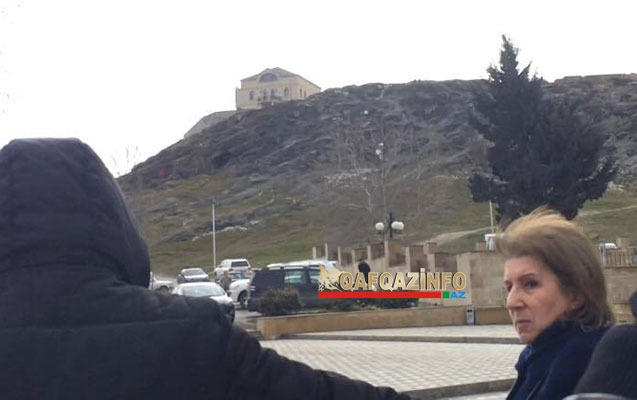 """""""Rədd olun buradan""""  -  General Mirvətova+Foto"""