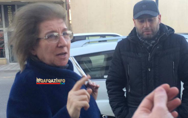 """""""Özünüzü təqdim etməyib cumursuz""""  -  General Mirvətova+Video"""