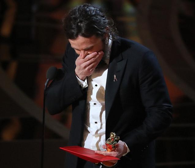 """Möhtəşəm kino gecəsi baş tutdu -  """"Oskar"""" mükafatları"""