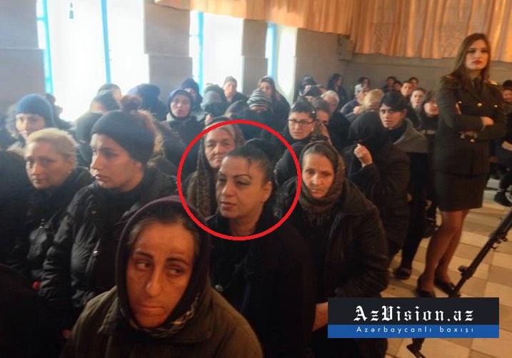 Maral Tahirqızının həbsdən  -  Fotosu