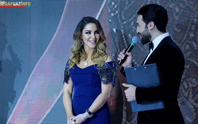 Azərbaycanın ən dəbli xanımlarının gecəsi... -  Fotolar