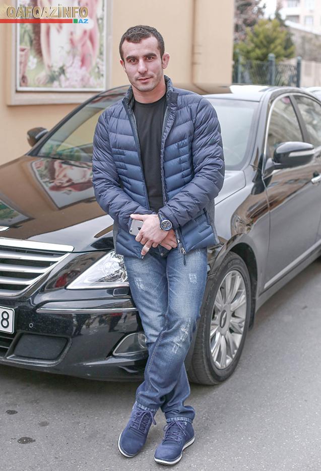 """""""Əynimdəki şalvar 750 manatdır"""" - Qızıl medalçımız"""