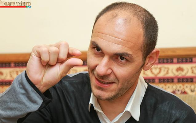"""""""Normal qadın içkili vəziyyətdə klubdan çıxmaz..."""" - Kamran Ağayev"""